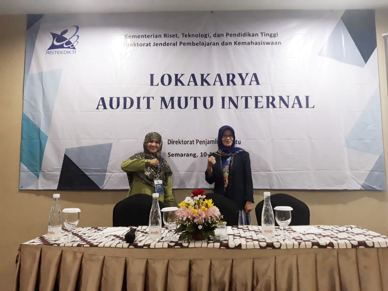 Lokakarya Audit Mutu Internal - BPM UPY