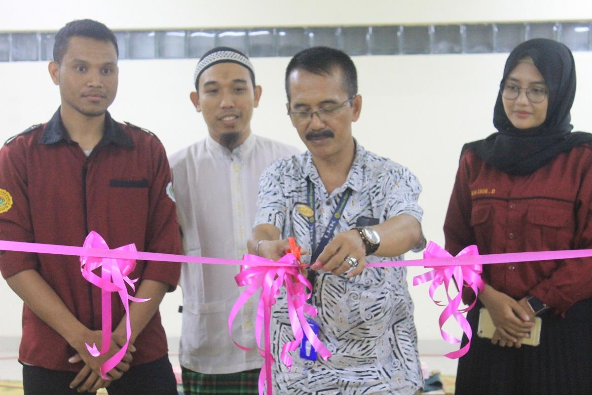 Mahasiswa UPY Tasyakuran Gedung Ormawa Baru