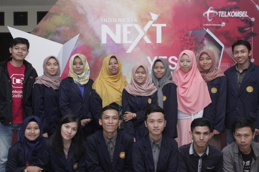 MAHASISWA UPY THE NEXT INDONESIANEXT