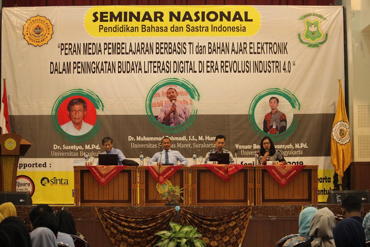 Pendidikan di Indonesia Harus ikuti Perkembangan Zaman